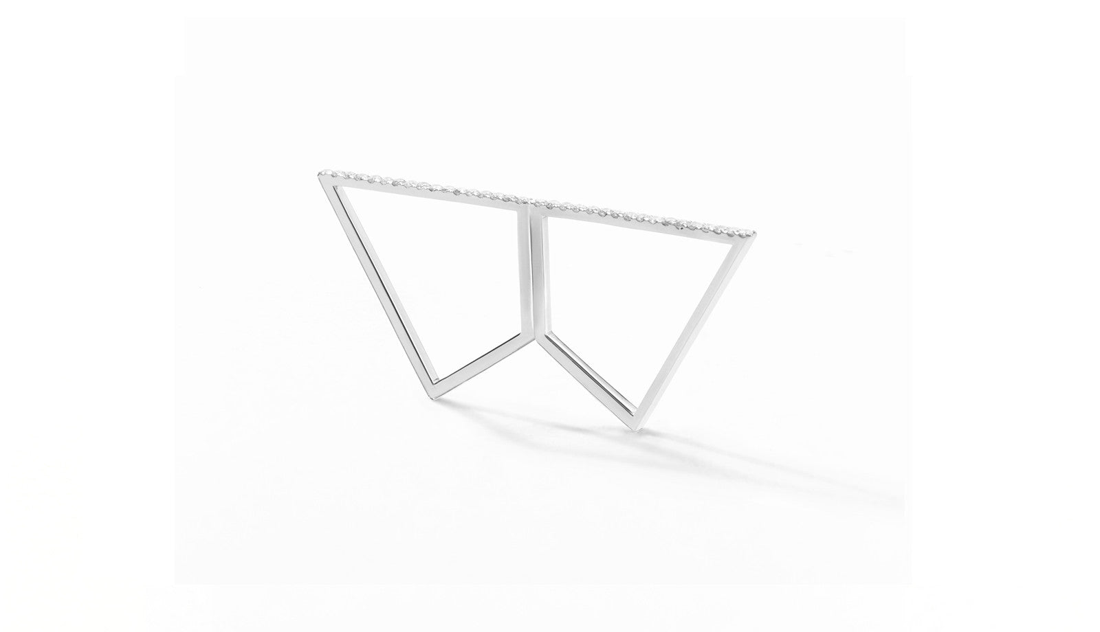 Sophie Birgitt Jewellery REFLECTION 18K White Gold (less diamonds)