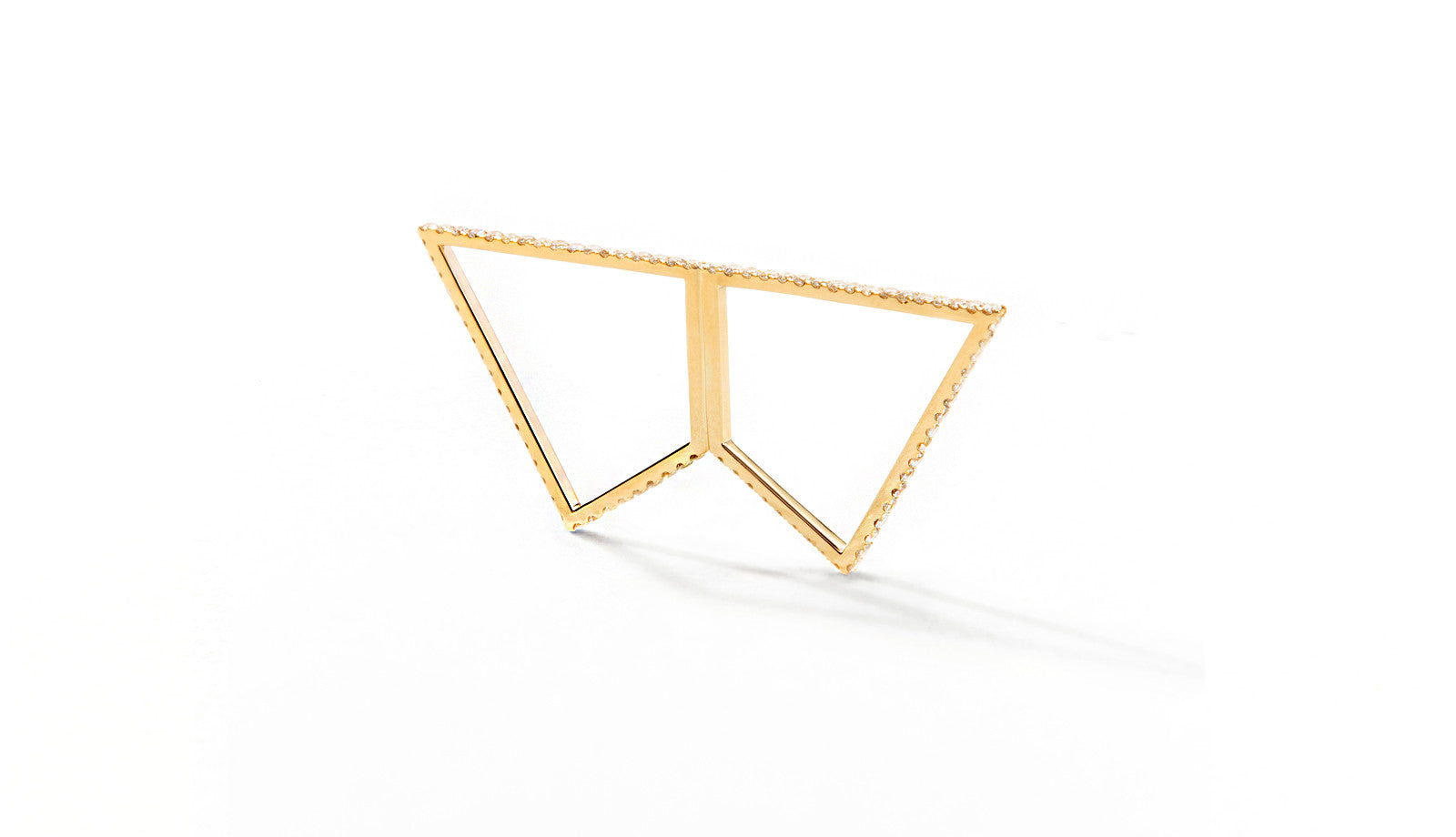 Sophie Birgitt Jewellery REFLECTION 18K Yellow Gold