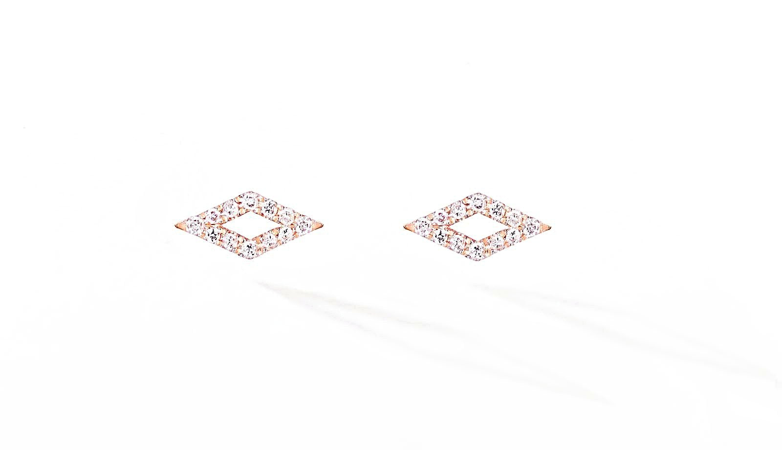 Sophie Birgitt Jewellery QUADRI 18K Rose Gold