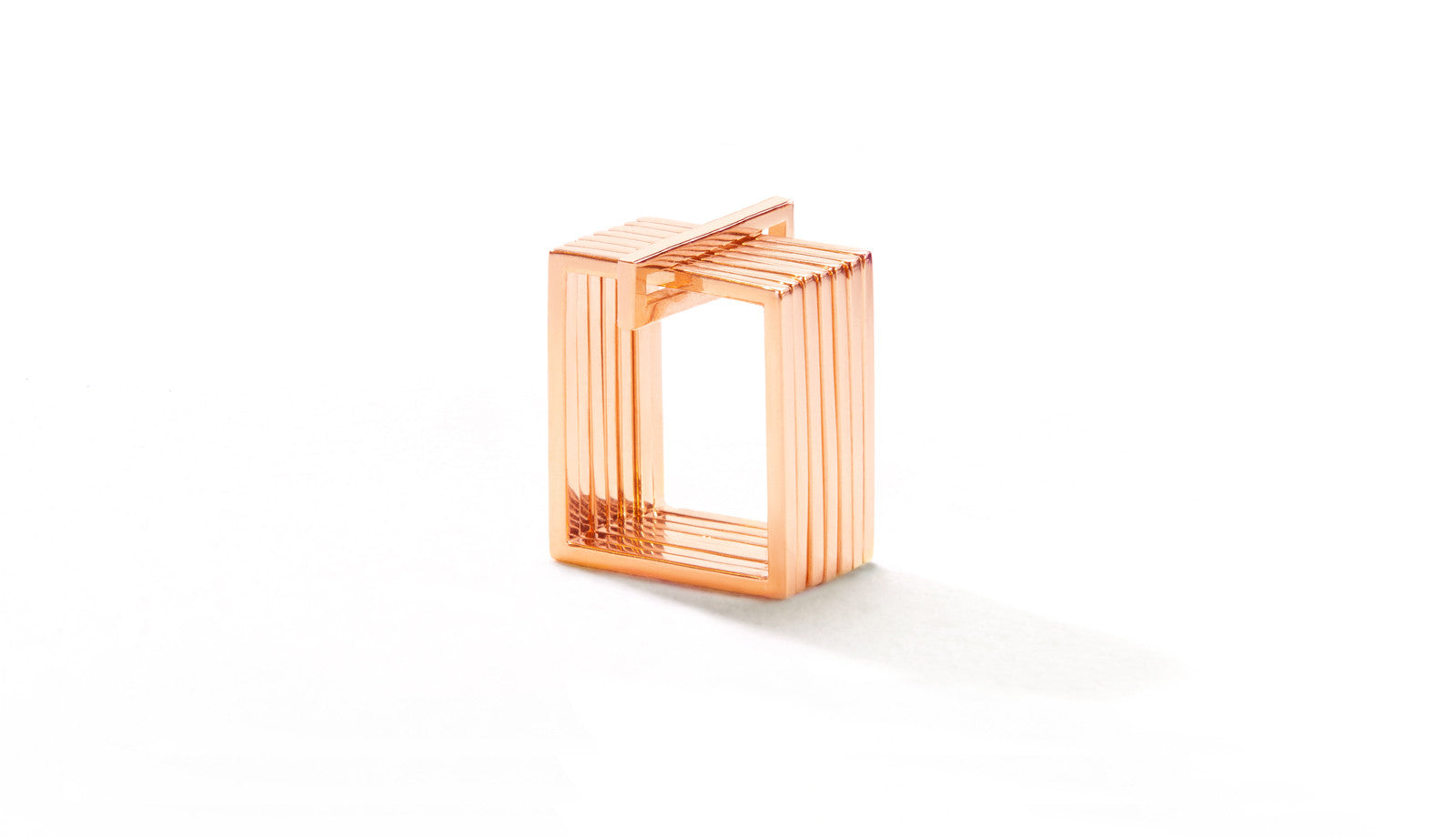 Sophie Birgitt Jewellery STREAMLINE 18K Rose Gold (no diamonds)