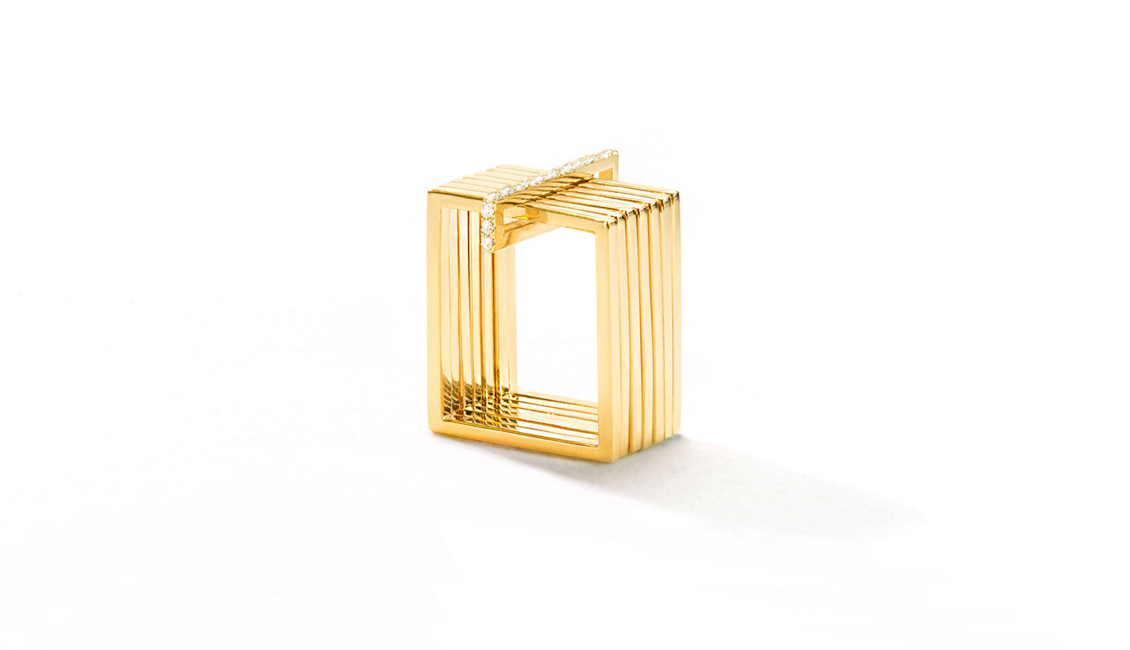 Sophie Birgitt Jewellery STREAMLINE 18K Yellow Gold