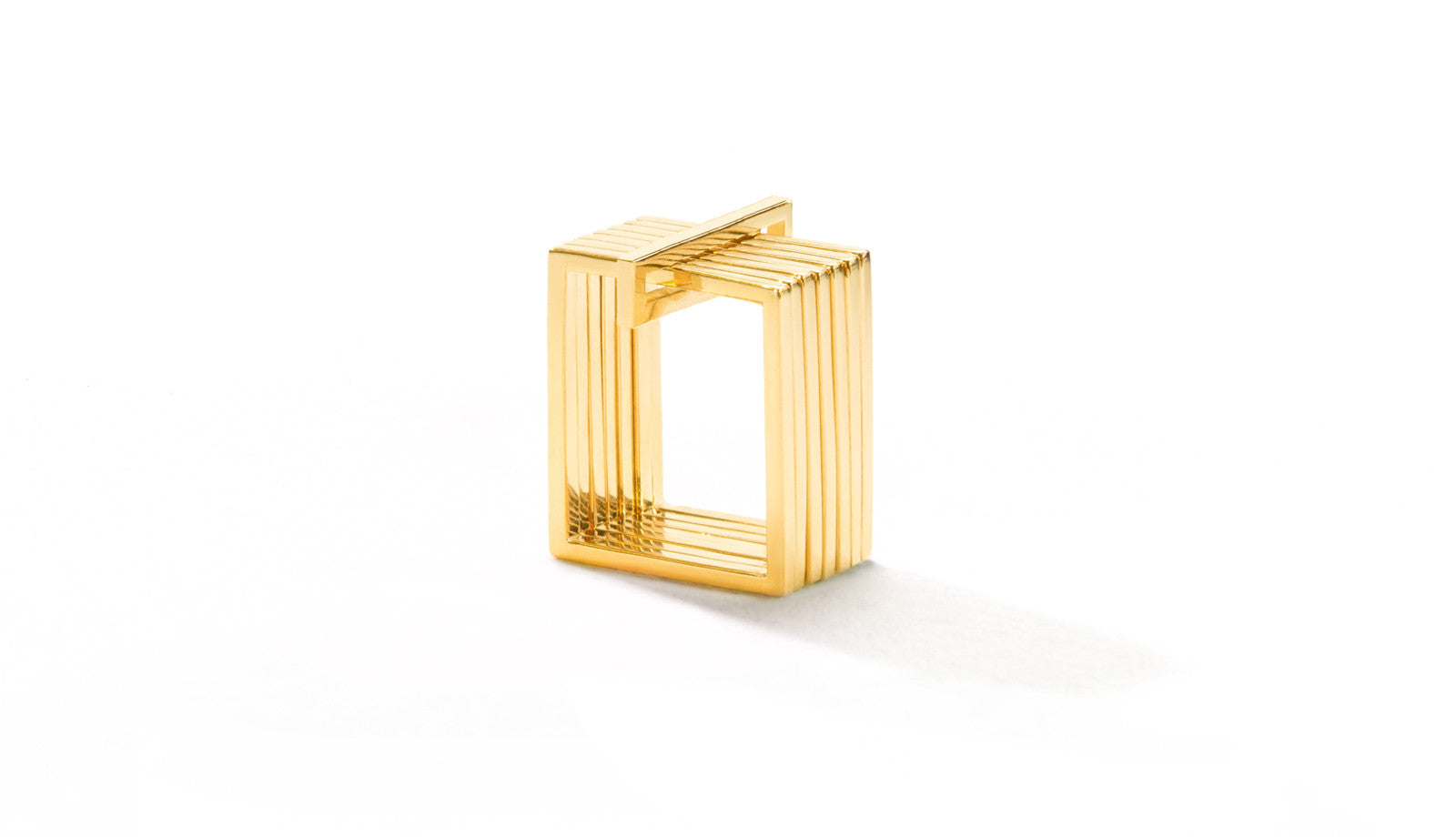 Sophie Birgitt Jewellery STREAMLINE 18K Yellow Gold (no diamonds)