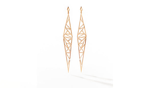 Sophie Birgitt Jewellery SUNRISE AT MIDNIGHT 18K Rose Gold