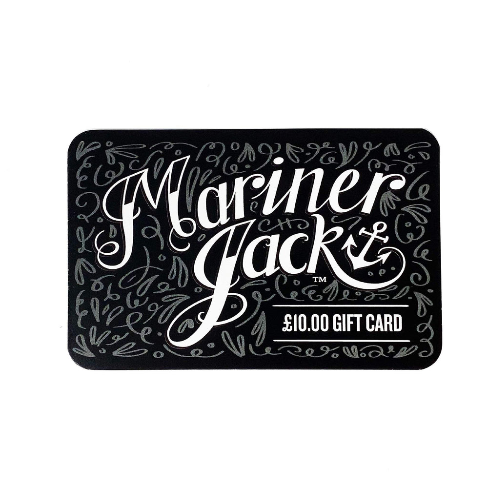 Mariner Jack Ltd Gift Cards Mariner Jack Physical Gift Card