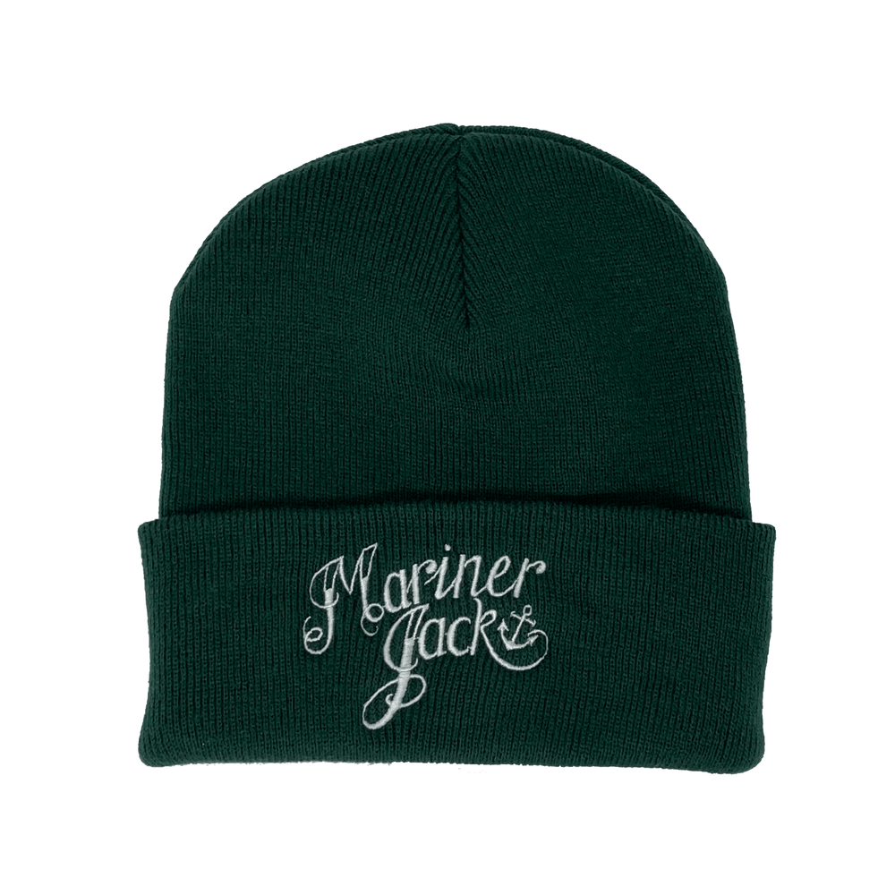 Mariner Jack Ltd Hat Mariner Jack Beanie - Green