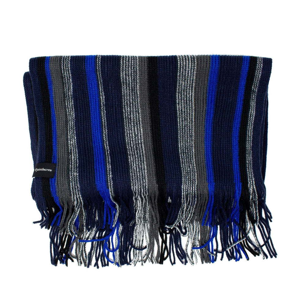 Mariner Jack Scarves Black/Blue Mariner Jack #jointhecrew Scarf