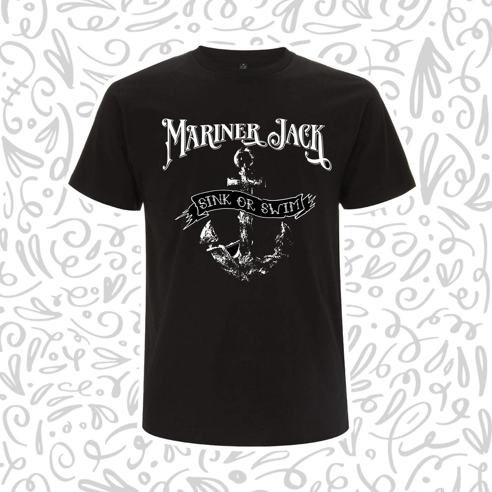 Mariner Jack Tees Small (50cm Chest) Sink or Swim Tee