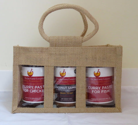 Gift Bag (suitable for 3 Jars)