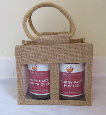 Gift Bag (suitable for 2 Jars)