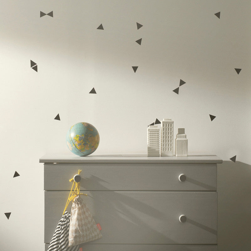 Ferm Living Wallsticker Mini Triangle