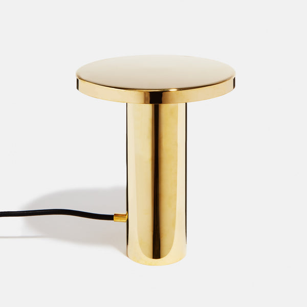 Brass Table Lamp Lee West Objects