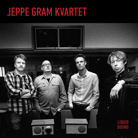 Jeppe Gram Quartet: Liquid Sound