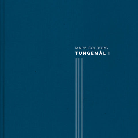 Mark Solborg: TUNGEMÅL I (CD)