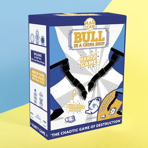 Bull in a china shop family game