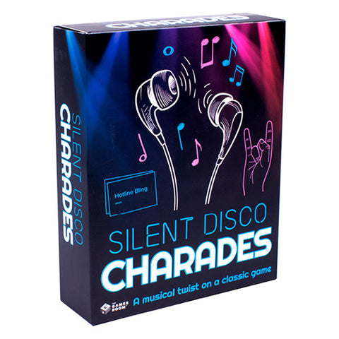 Silent Disco Charades