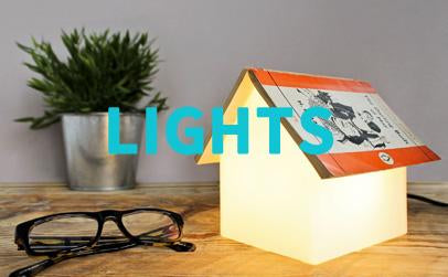 fun colourful lights making great gifts for teenagers from Get It Rapt