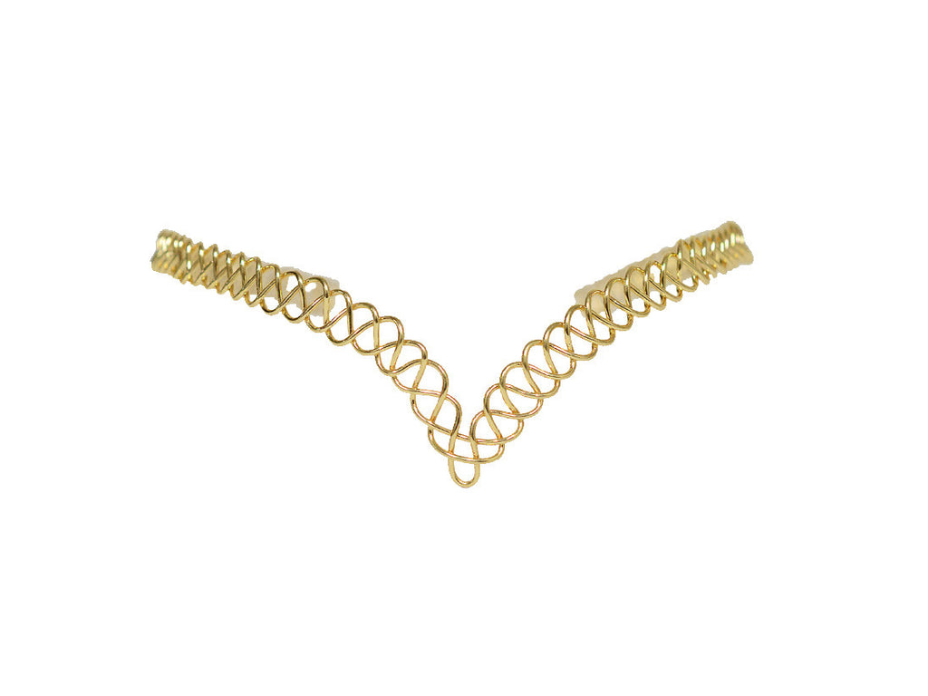Braided Crown - Gold