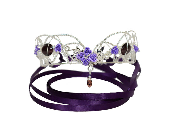 Fairy Queen Crown - Silver