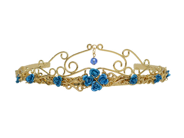 Royal Rose Crown - Gold