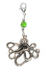 Charm Large Cthulhu - Silver