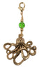 Charm Small Cthulhu - Gold