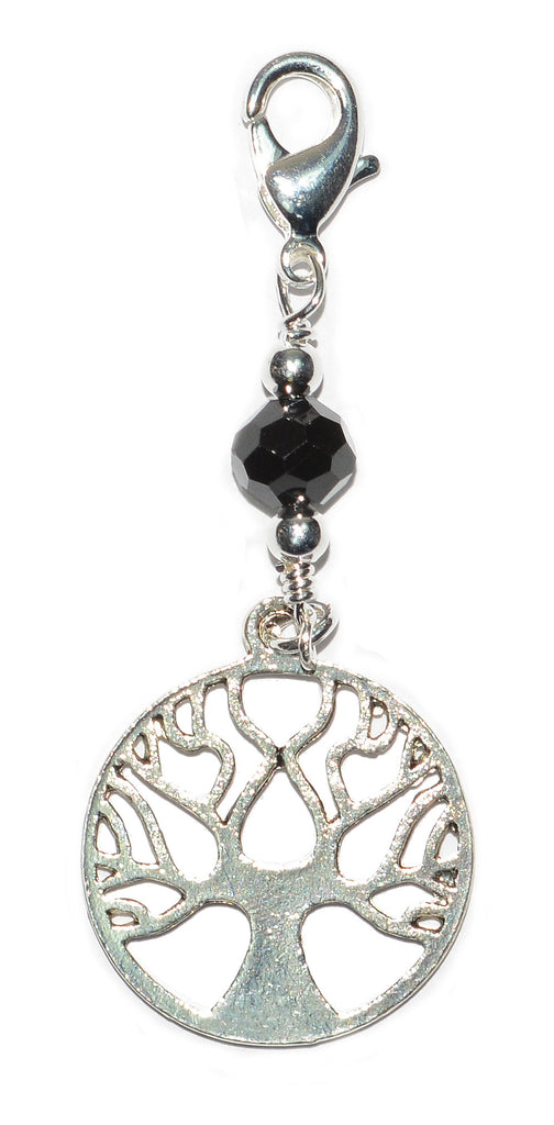 Charm Large Silver - Tree of Life