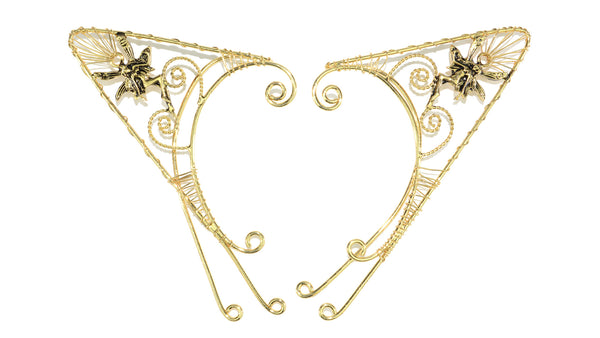 Elf Cuff Pointy Fairy - Gold