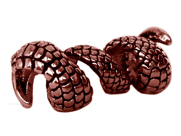 New! Dragon Claw Hair Bead - Copper
