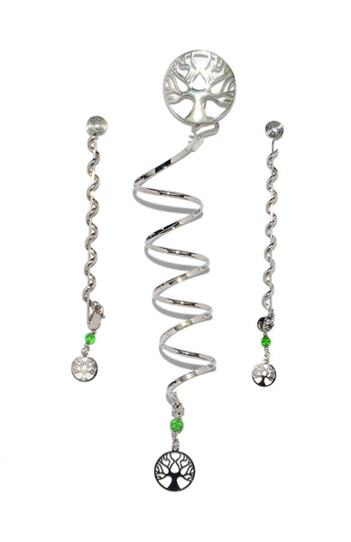 Tree Of Life Complete Set - Silver, 6