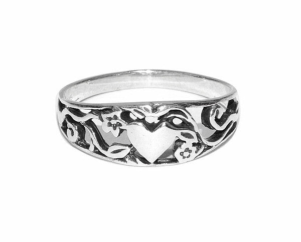 Love Joy Ring - Sterling Silver