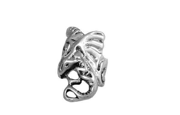 Ear Cuff Dragon - SIlver