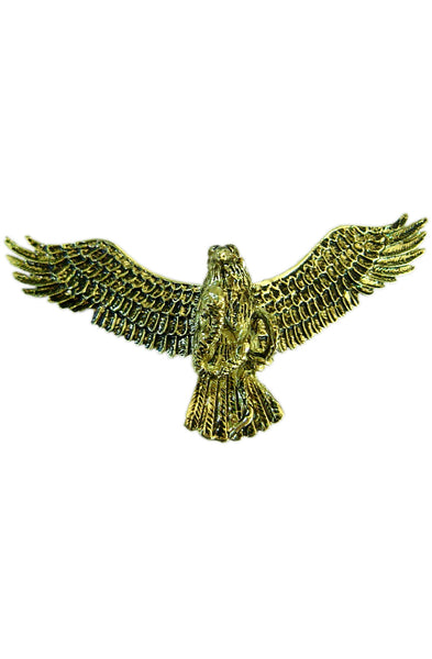 Hair Hook Eagle - Gold Ponytail Holder