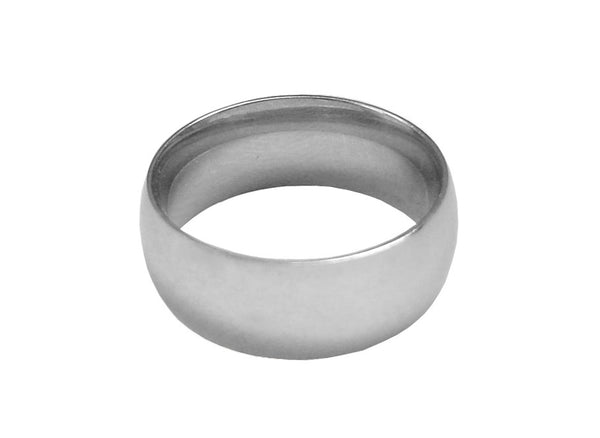 Thick Band Ring