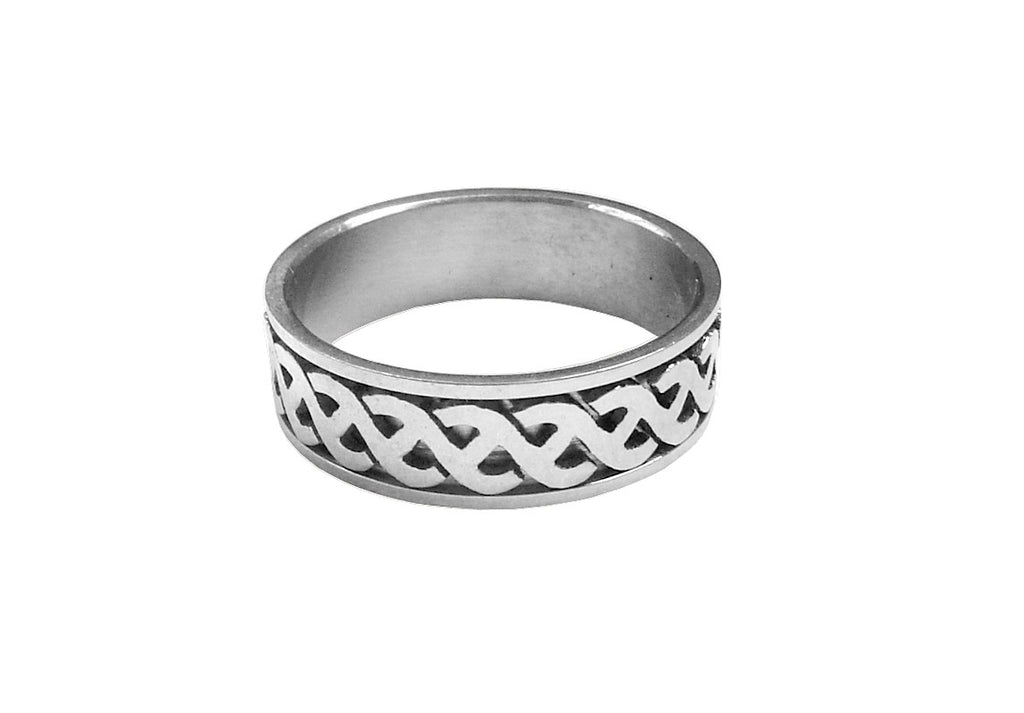 Woven Braid Ring