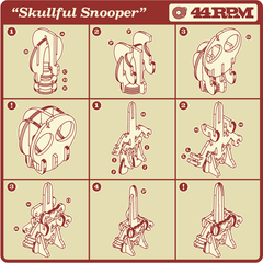 Skullful Snooper