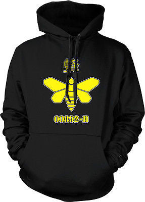00892-b Golden Moth Chemical Breaking Bad Madrigal Hoodie Pullover Sweatshirt