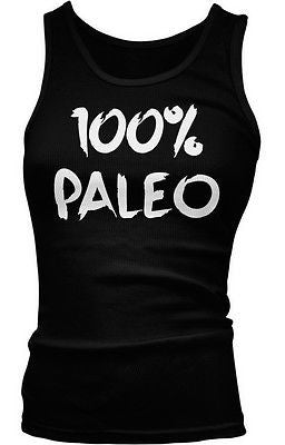 100% Paleo Pride Junior's Tank Top