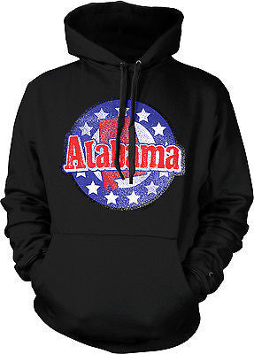 Alabama Yellowhammer State Heart of Dixie Cotton State Pride Hoodie Pullover