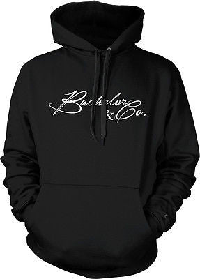Bachelor & Company Party Rehersal Dinner Funny Humor Wedding Hoodie Pullover