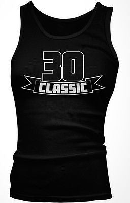 30 Thirty Junior's Tank Top