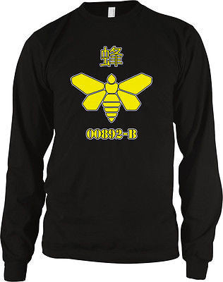 00892-b Golden Moth Chemical Breaking Bad Madrigal Walter TV Long Sleeve Thermal