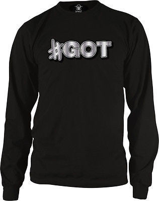 #GOT Long Sleeve Thermal