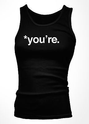 *You're Grammar Nazi Junior's Tank Top