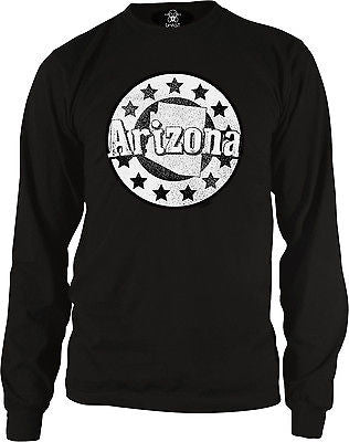 Arizona Grand Canyon Copper State Pride McCain Tucson Tempe Long Sleeve Thermal