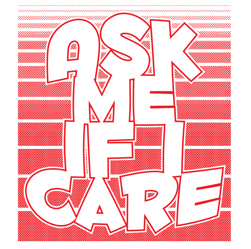 Ask Me If I Care Whatever Dismissive Busy Bored Funny New Men's T-shirt
