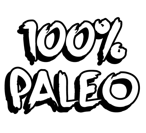 100% Paleo Pride Ancestral Healthy Lifestyle Diet No Wheat Long Sleeve Thermal