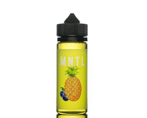 MNTL — Frozen Ocean: Menthol Eliquid 120ML