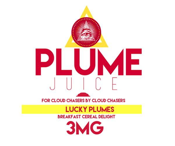 Affordable Ejuice: Plume Juice — Cereal Sample Pack
