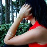 ALANNIA - Bohemian Jewellery Tattoos - 5