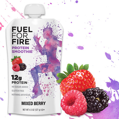 Mixed Berry is Back!
